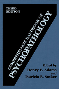 Comprehensive Handbook of Psychopathology
